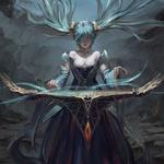 League of legends sona