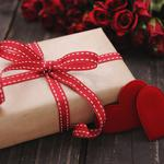 Gift heart packing
