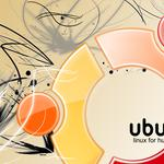 Ubuntu, logo, operating system