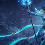 Fantasy girl league of legends fantasy girl hd wallpaper