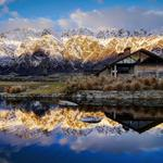 Queenstown, new zealand, lake wakatipu, landscapes wallpaper