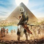 Assassin's creed protagonist origin baye ke wallpaper