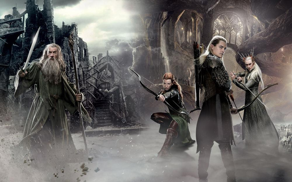 The hobbit the desolation of smaug movie