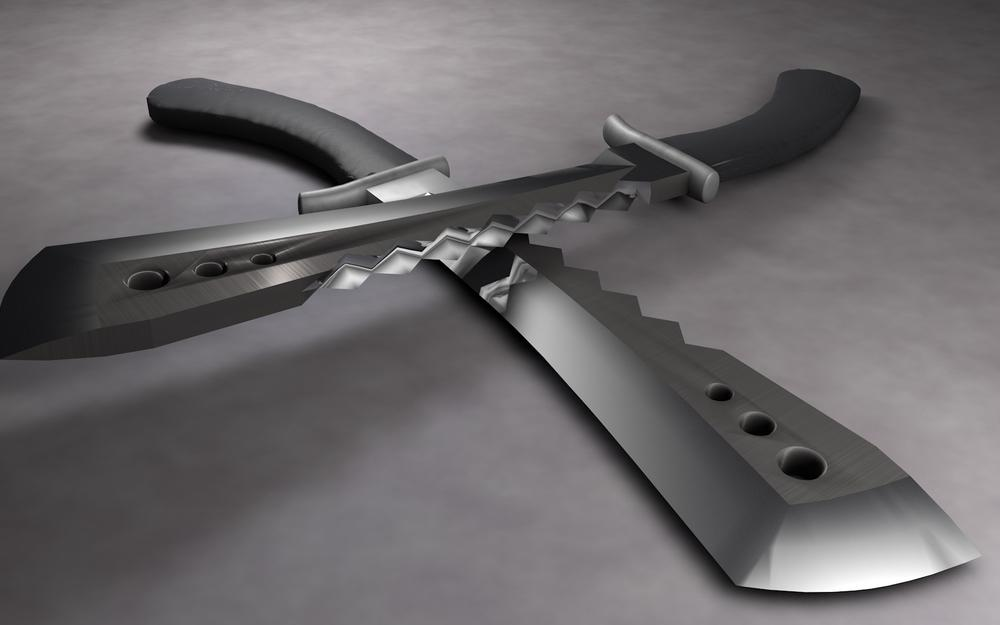 Weapon, cold steel, art