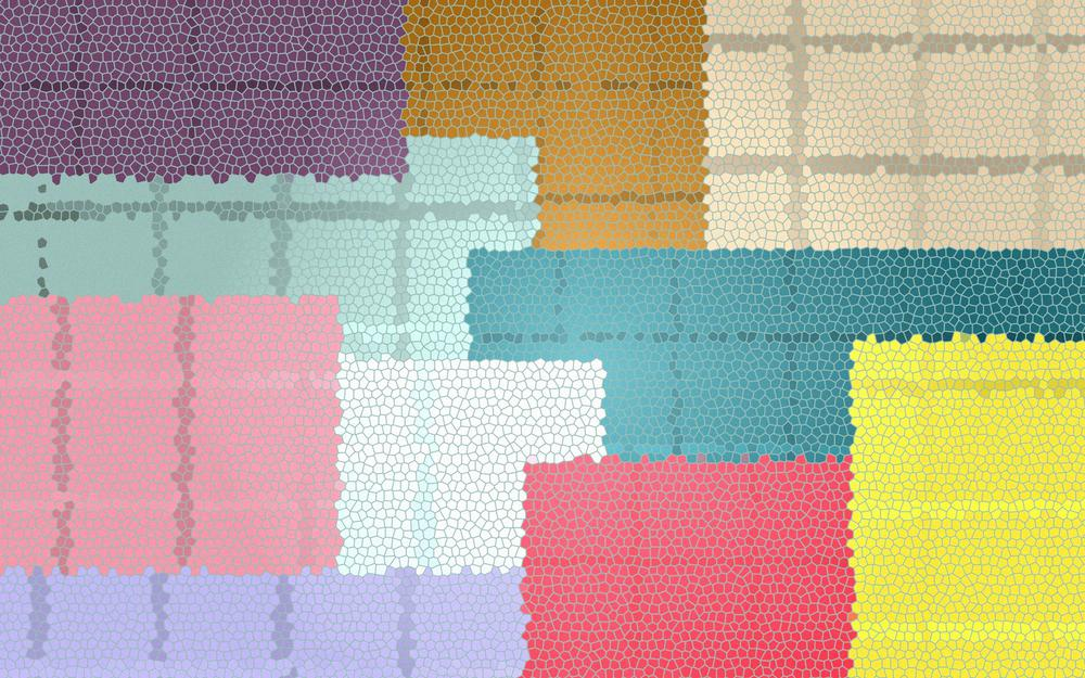 Shapes, forms, multi-colored hd wallpaper