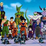 Warrior, dragon ball, fighters