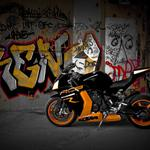 Ktm 1190 rc8 r motorcycle wallpaper