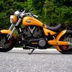 Motorcycle motorcycle orange orange