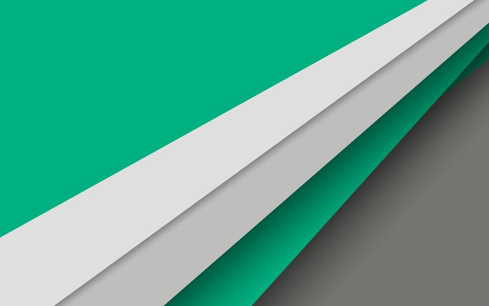 Green lines are gray white
