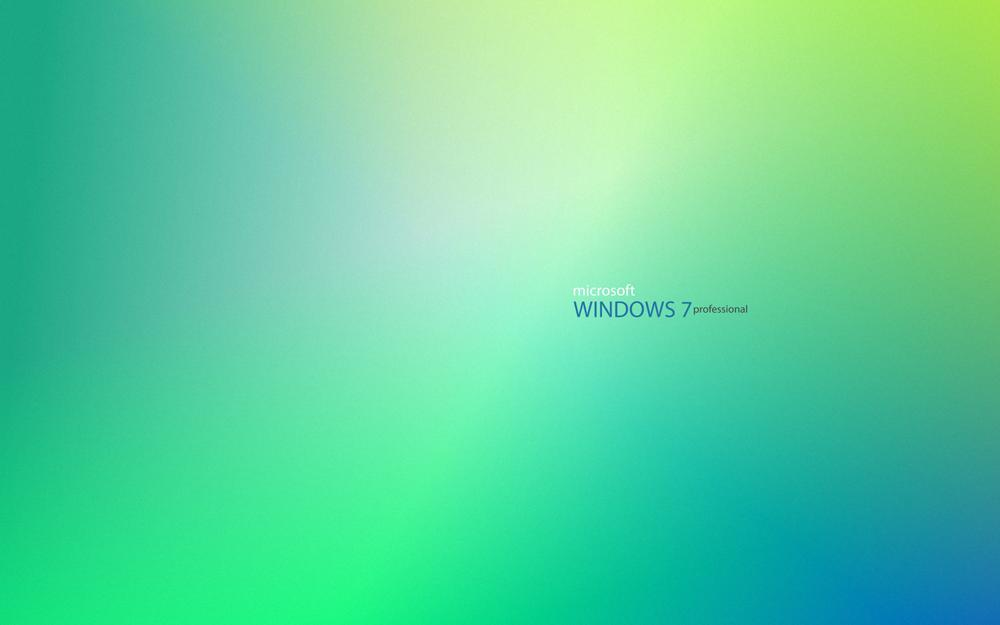 Windows, clean