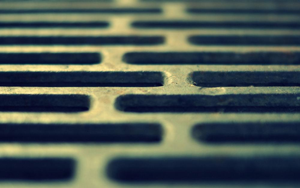 Metal, grid, cell wallpaper
