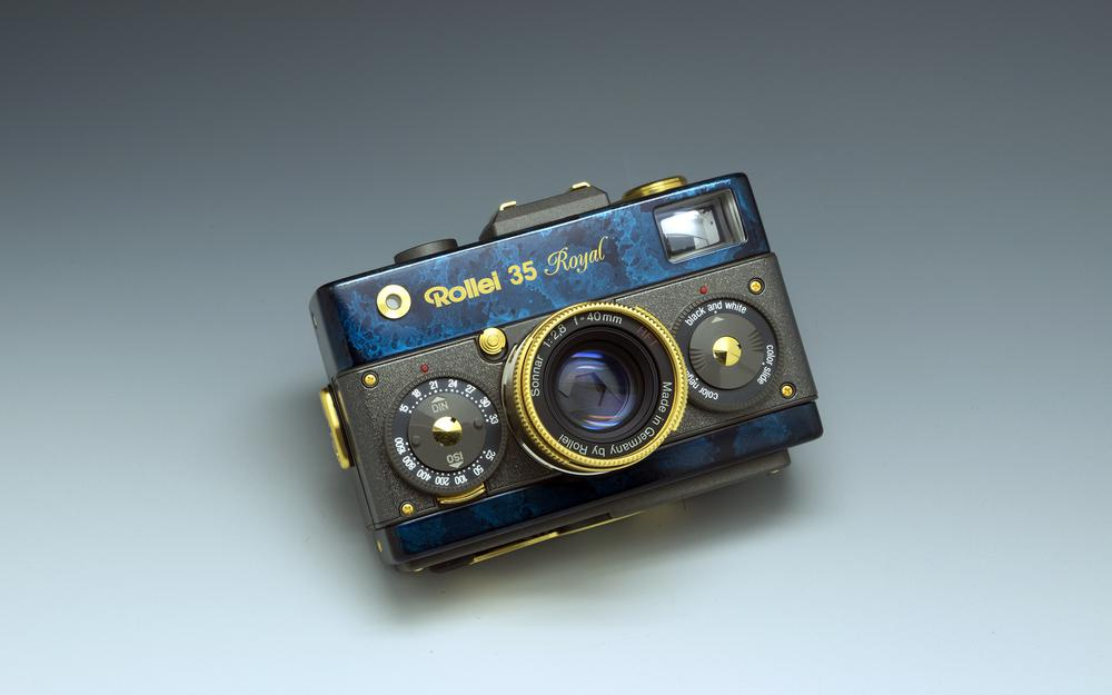 Camera style, the rollei 35 royal