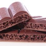 Aerated chocolate for you