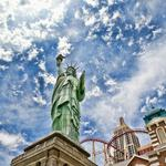 Statue of liberty, monument, america