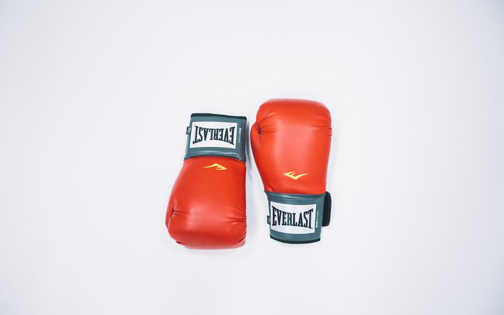 Boxing, sports, boxing gloves