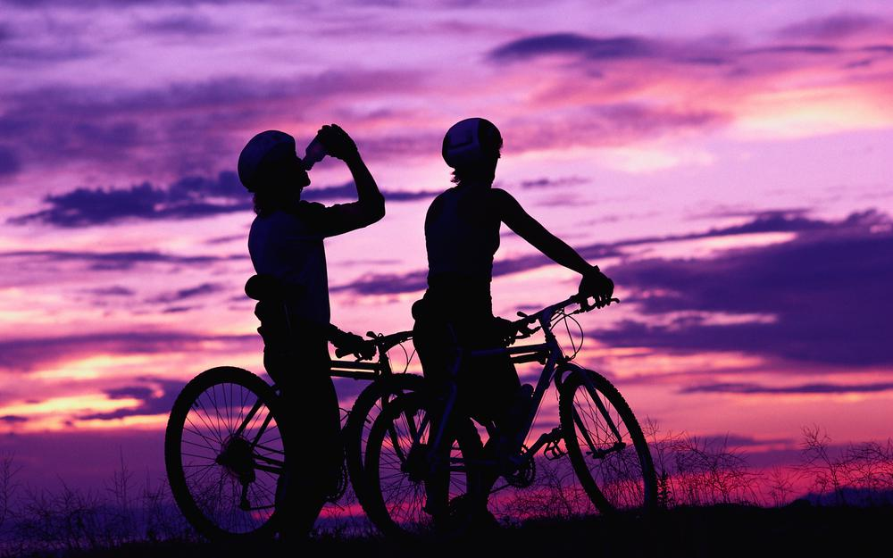 Sport, cyclists, leisure