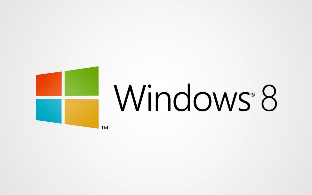 Emblem, operating system, 8, windows