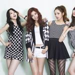 Girls day, pusu zhen, fang minya, jinya rong, lee wai lee, korean girls combination wallpaper