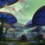 Mushrooms, perfect world, international
