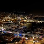 yachts, monaco, home, monte carlo, night