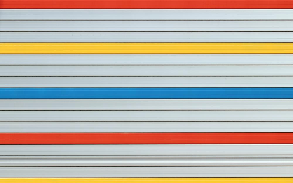 Colorful, lines, smooth, straight, stripes