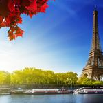 Eiffel tower picture beautiful autumn desktop wallpaper