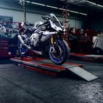 Motocycle, cologne, flare, superbike, racing, blue, r1m, carbon