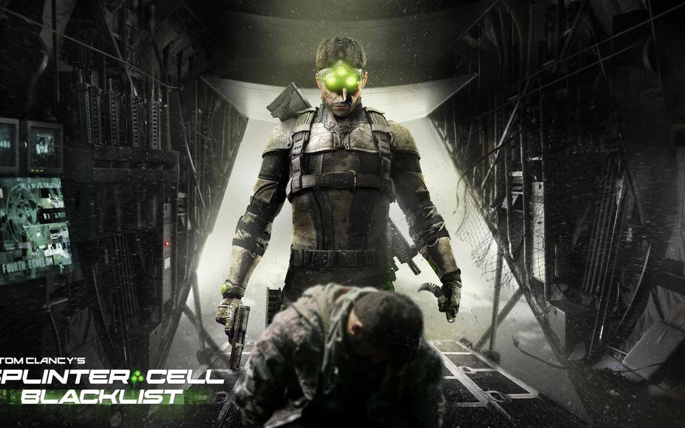 Splinter cell, sam fisher, agent