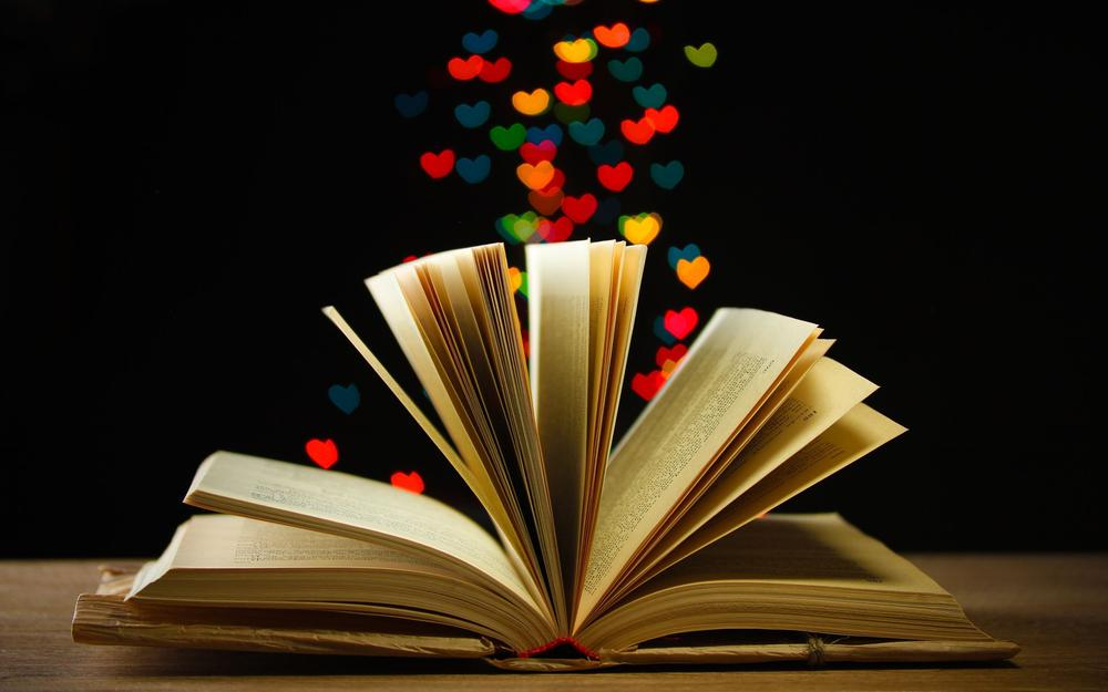 Pages, moods, book, book