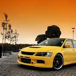 Wallpers, auto, mitsubishi lancer