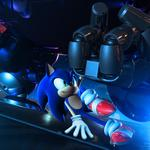 Sonic, boss, unleashed
