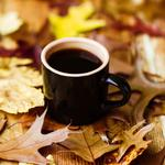 Autumn, cup of coffee, leaves, fall, coffee, autumn, book