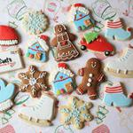Cookies, product, shapes