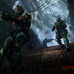 Crysis 3, soldiers, equipment