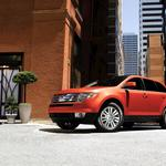 City, cars, houses, ford, ford, car wallpapers, edge
