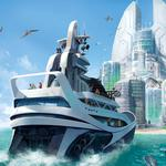 Anno 2070, strategy, yacht, game