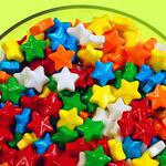 Sweets, sweets, stars