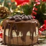 Cake, chocolate, frosting