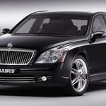 Stylishly, maybach, brabus