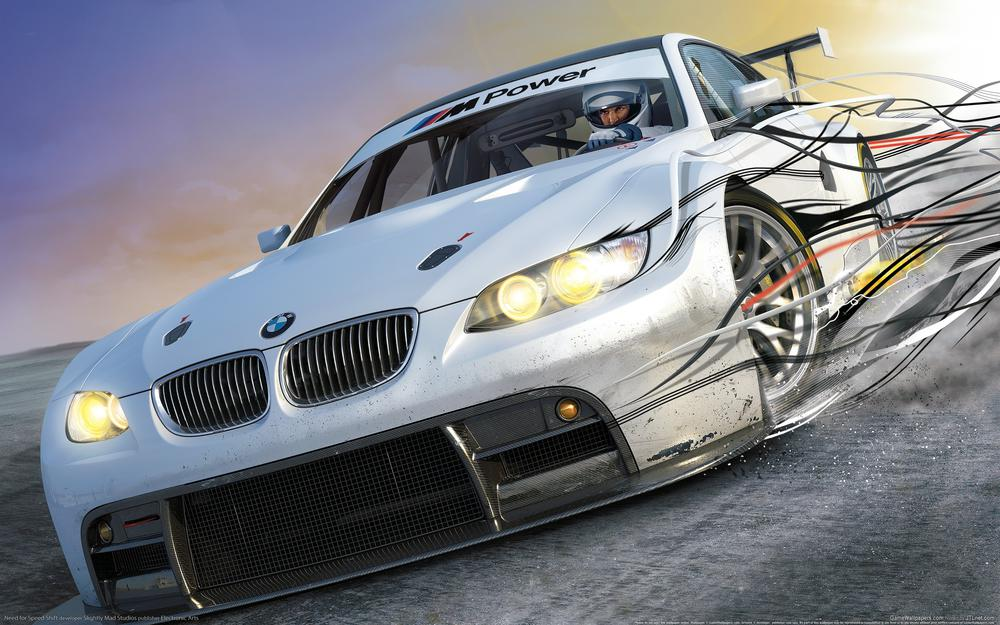Pc games, pc games, game, game, need for speed ​​shift, video games