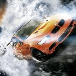 Run, speed, road, bmw, snow, need for speed