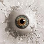 Abstract eye wallpaper