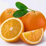 Orange, wedges, citrus