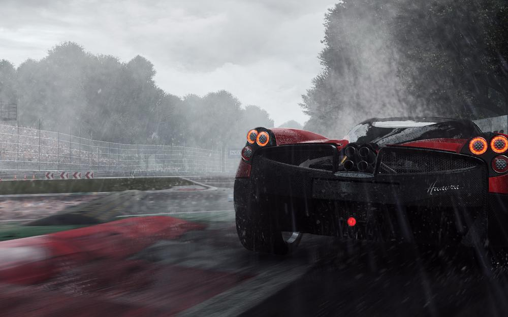 Need for speed, rivals, track