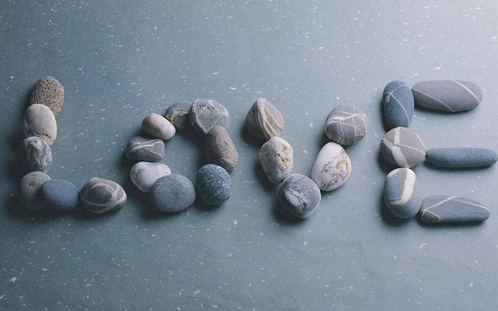 Feeling, pebbles, mood, love, stones