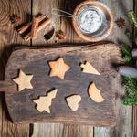 Merry, cookies, christmas, christmas, decoration