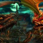 Art, apocalypse, dragons