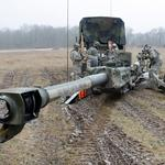 155 mm, m777a2, пушка, u.s. army, soldiers