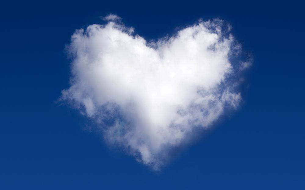 Heart – cloud