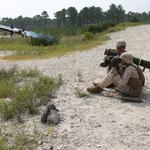 Wire-guided missile, united states marine corps, weapon